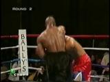 Derrick Jefferson-Maurice Harris(Вл.Гендлин ст)Деррик Джефферсон-Морис  Харрис-Нокаут Года 1999