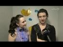 Tessa and Scott Worlds ETV Interview