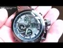 Армейские часы брутальное портмоне