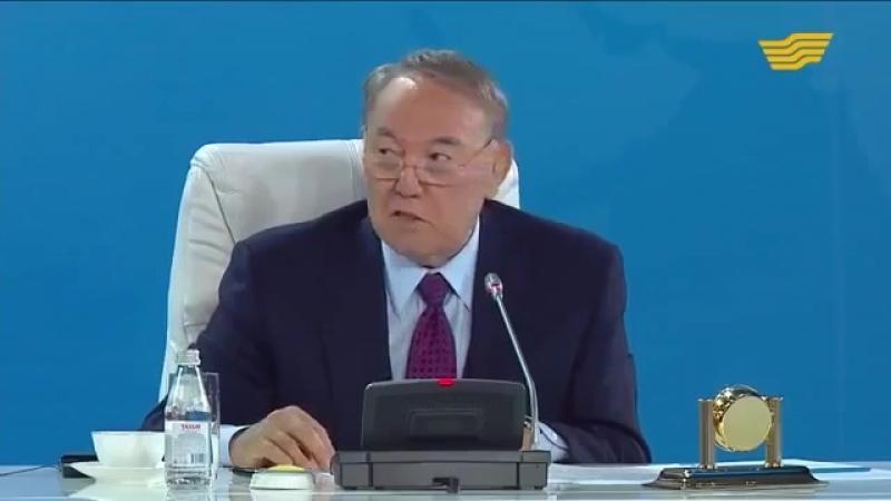 Рост криптовалют не остановить Н А Назарбаев упомянул о Биткойне Эфириум
