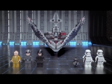 LEGO Star Wars 2017 sets product animation