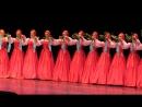 «Wie die Russen es machen!» Die Ausländer schockierte der russische Tanz die Birke [HD, 1280x720]