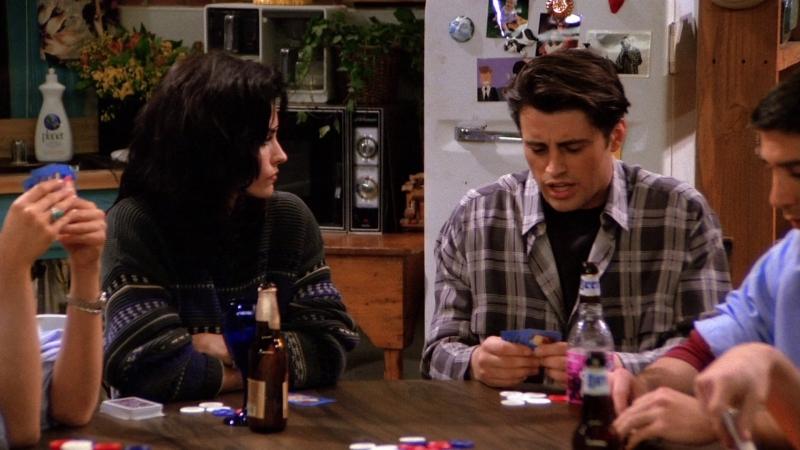Friends 1х18 Джо и покер смотреть онлайн без регистрации