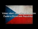 Vzkaz všem zapadlým vlastencům České a Slovenské Republiky