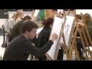 Губернатор посетил школу искусств
