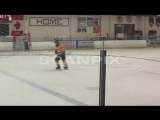 November 1: Video of Justin and Selena Gomez at the Los Angeles Kings Valley Ice Center in Ventura, California.