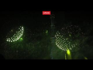 """Останкино в огнях! Шоу-открытие """"Круга света 2017"""""""