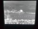 Танк Т90 поражает цель в Восточной Гуте