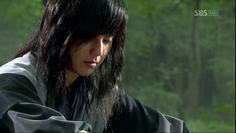 Воин Пэк Тон СуWarrior Baek Dong Soo (Ё Вун) 1