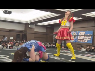 "Nonoko vs. Maki Ito (TJP - ""LET'S GO! GO! IF YOU GO! WHEN YOU GO! IF YOU GET LOST JUST GO TO NERIMA!"")"