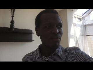Как заработать афроамериканцу в России (  заработок не домашнее порно