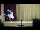 фестиваль искусств 24,11,16 танец Синий плат