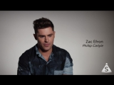 MEET THE SHOWMEN- Zac Efron on Being a Musical Theater-Lover