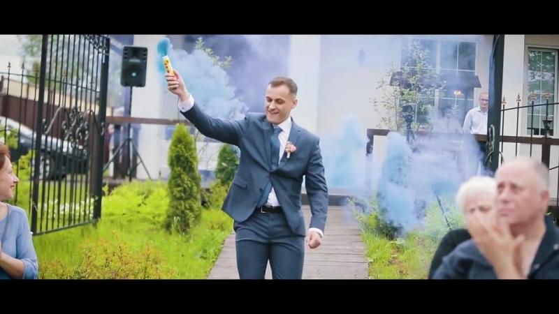 Астамур и Александра, Свадьба в Зеленограде Дом у Озерав Алабушево