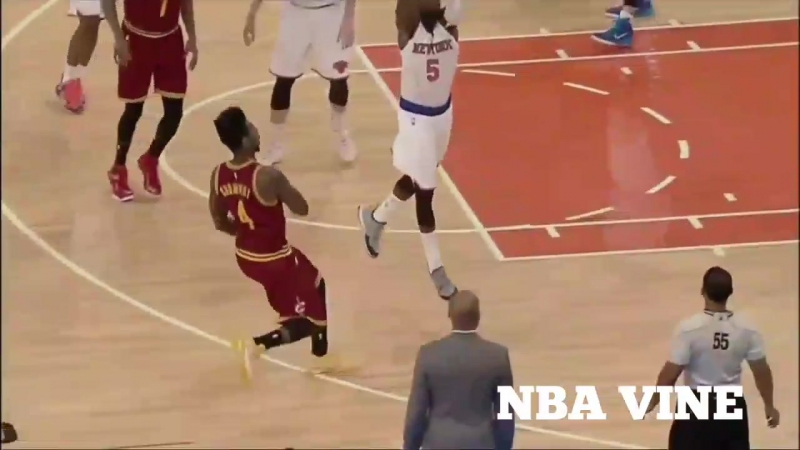 J.R.Smith alley oop