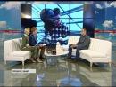 Беседа о скульптуре искусстве и творчестве со скульптором Ованнесом Минасяном Доброе утро Калининград 8 11 17