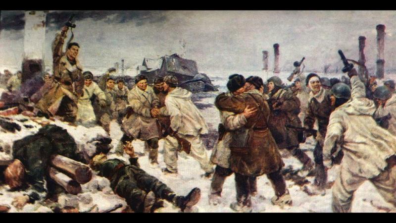 18 января - день прорыва блокады