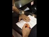 Марат Гафуров подписывает контракт на схватку против Шинья Аоки по грепплингу