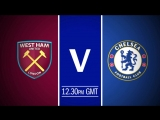 Its derby day! ?  West Ham v Chelsea (12.30pm UK)  Are you ready?