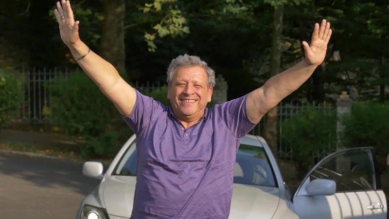 Борис Грачевский в ДОК Морская звезда (14.08.2017)