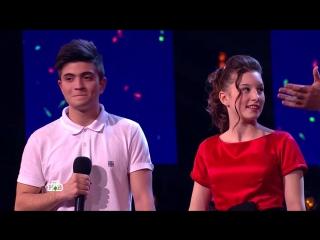 «Ты супер! Танцы». Финал. Джейхун Ага-Тагиев и Алина Денисова