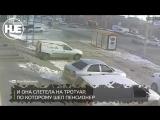 В Ростове-на-Дону на большой скорости машина сбила пенсионера