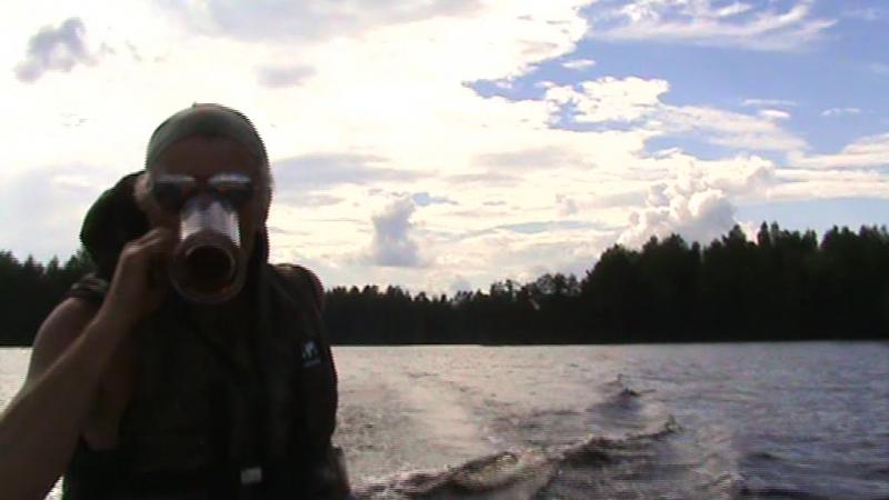 ГИБДД здесь не плавает