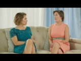Alyssa Milano and her friend, Kelly Kall discuss their #ovarianstory.