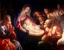 Рождество Христово - ангел прилетел