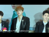 VK170730 MONSTA X press conference @ 'THE 1ST WORLD TOUR' Beautiful in Bangkok