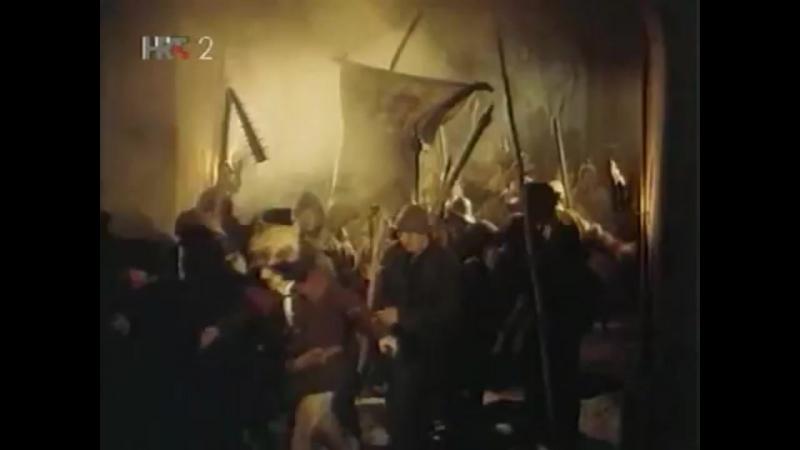 Крестьянское восстание 1573 года Seljačka buna 1573 Anno Domini 1573 (1975). Штурм восставшими крестьянами замка