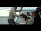 Джессика Альба Upskirt in film Mechanic Resurrection Jessica Alba