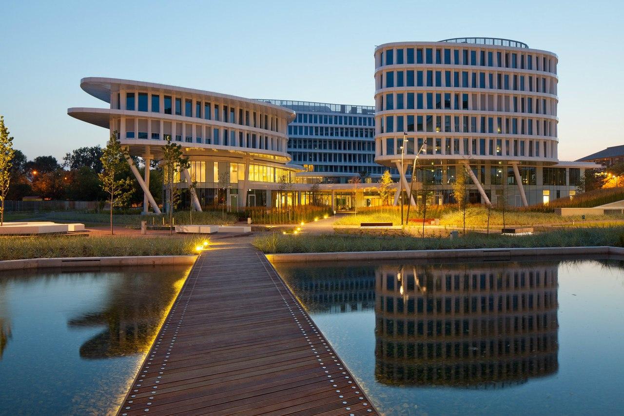Business Garden Warszawa Hotel | Studio Fuksas #adcity
