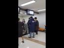180126 Тэмин и Ки в аэропорту Гимпо