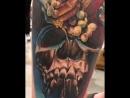 Идеи татуировок (Мастер: Vasilii Suvorov)