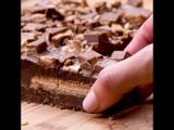 Тортики из шоколадного крема и Kit-Kat / So Yummy
