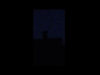 Метеор над Чаплинский р-н