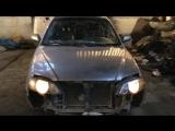 В разборе Kia Sephia  Shuma 2 2001-2004 ДВС 1.6 101л.с. S6D  МКПП 2WD Лифтбек 2003