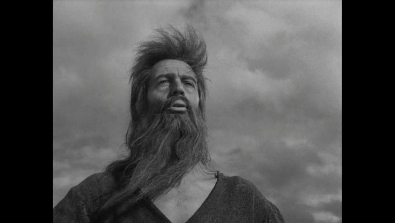 Святой и люди (из фильма Симеон Пустынник, реж. Луис Бунюэль)