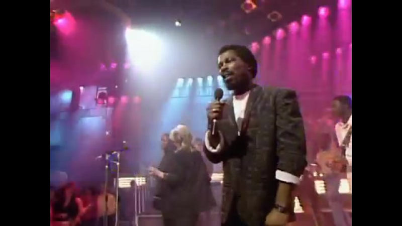 BILLY OCEAN When The Going Gets Tough The Tough Get Going 1986