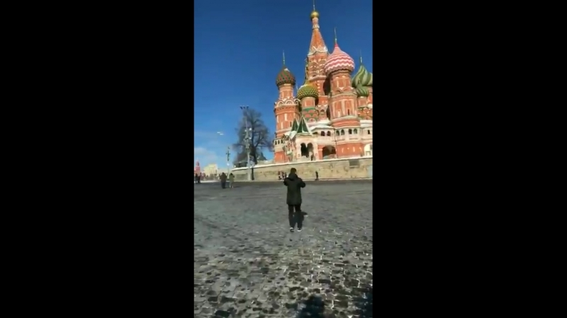 :D Mario Balotelli is looking for Vladimir Putin in Moscow before the match Lokomotiv - OGC Nice 22.02.2018