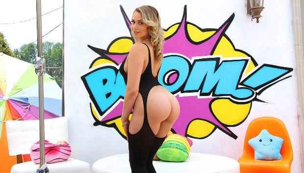 WOW Watch Mia's Juicy Bubble Butt Get Split Wide Open # 1