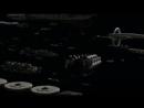 Клип Звёздный крейсер Галактика avi