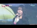 [Comeback Stage] 170802 Raina (레이나) ft. Aron (아론) of NU'EST (뉴이스트) - Loop (밥 영화 카페)