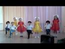 дети подготовительной группы с танцем ТОПНИ НОЖКА МОЯ. Музыкальный руководитель Быкова С. Н., воспитатель Чадова О. А.