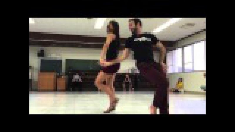Diandra Souza e Lucas Dumont / Pé Descalço - Apresentação Workshop Takahama 2016 (Nosso Forró)