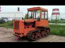 Гусеничный трактор ДТ-75 Павлодарского тракторного завода. Обзор 2017
