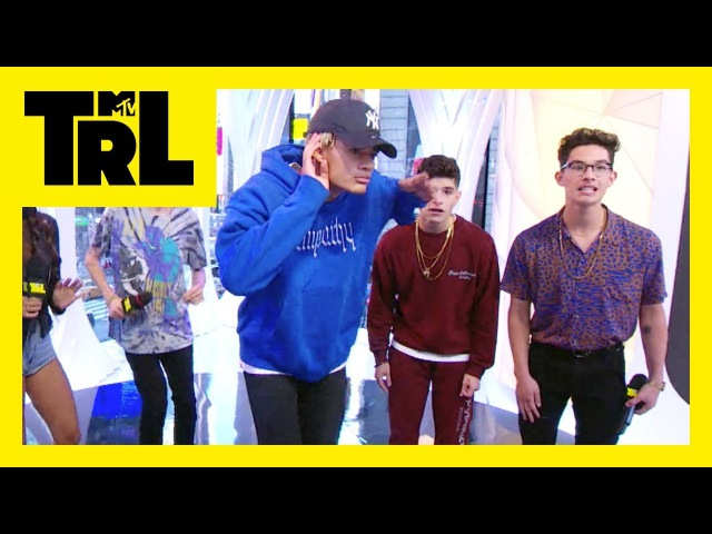 PRETTYMUCH Step Off w A Dance Battle | Weekdays at 4pm | TRL