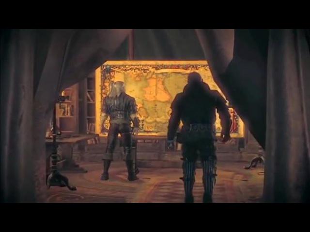 Выбор Геральта при прохождении Ведьмак 3!