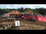 Cairoli & Herlings Compilation - Fiat Professional MXGP of Belgium 2017